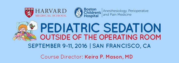 Pediatric Sedation